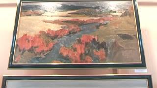 ''Этюды''. Выставка А. Кобыльцова