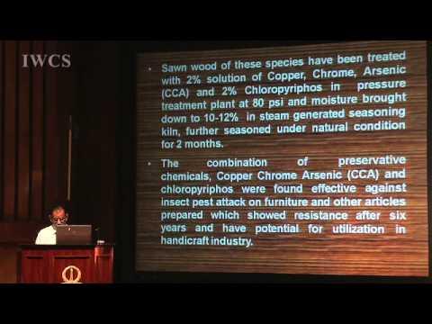 Status of wood consumption in handicraft industries of Jodhpur