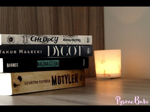 Book Unboxing! - zamówienie z księgarni Nieprzeczytane.pl