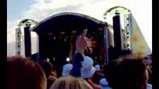 Blof Donker hart live concert at sea 2008
