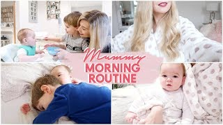 MUMMY MORNING ROUTINE With A BABY & TODDLER AD