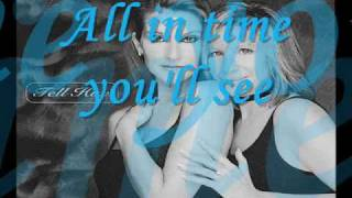 Tell Him By Celine Dion And Barbara Streisand