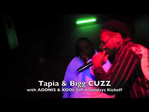 Tapia, BiGG CUZZ& ADONIS Band Live @ CHAKRA LOUNGE Sip n' Sundays