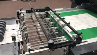 NEW InsigniaX3 machine cutting 30mil thick laminated materials