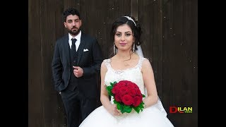 Adil & Havin - Sherzad & Jihan #Wedding Part-5 Music- koma Nishan Baadri by Dilan video 2018