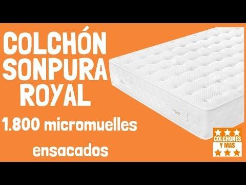 COLCHON SONPURA ROYAL