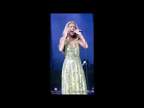 Celine Dion - Las Vegas Concert Jan 15th, 2019
