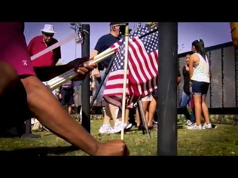 The Moving Wall Vietnam Memorial • Surprise, Arizona video thumbnail