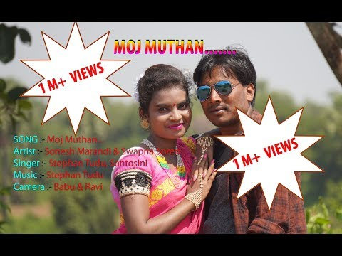 Moj Muthan.. || New Santhali Video || Stephan Tudu