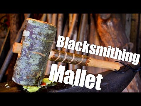 Carving - Blacksmithing Mallet
