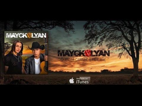 mayck e lyan quem da carinho e pai e mae