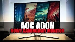 monitor gamingowy aoc ag271qx test