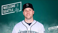 Huge trade with Miami Marlins and the Seattle Mariners