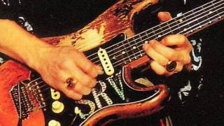 SRV - Mary Had A Little Lamb - Backing Track (Standard Tuning)
