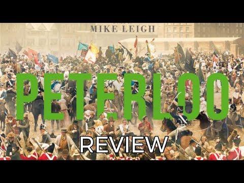 Peterloo Review Venice Film Festival 2018 //.thatmovieguyUK