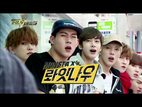 [RIGHT NOW(롸잇나우)] Ep.4 MONSTA X's HongKong Trip as Avatars o