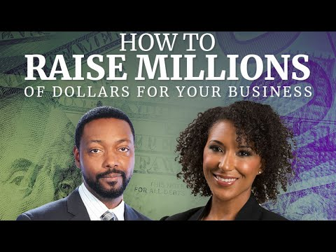 Billy Carson & Dawn Dickson-Akpoghene- How To Raise Millions of Dollars For Your Business
