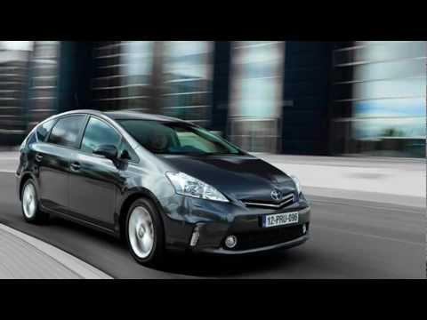2013 Toyota Prius Plus Hybrid Youtube