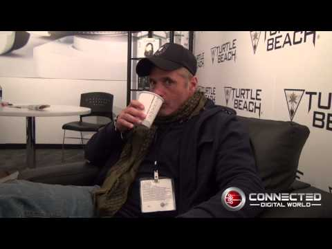 Exclusive Interview with James C Burns (Sgt Woods from Black Ops) at E3 2013