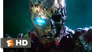 Spider-Man: Far From Home (2019) - Zombie Iron Man Scene (6/10) | Movieclips