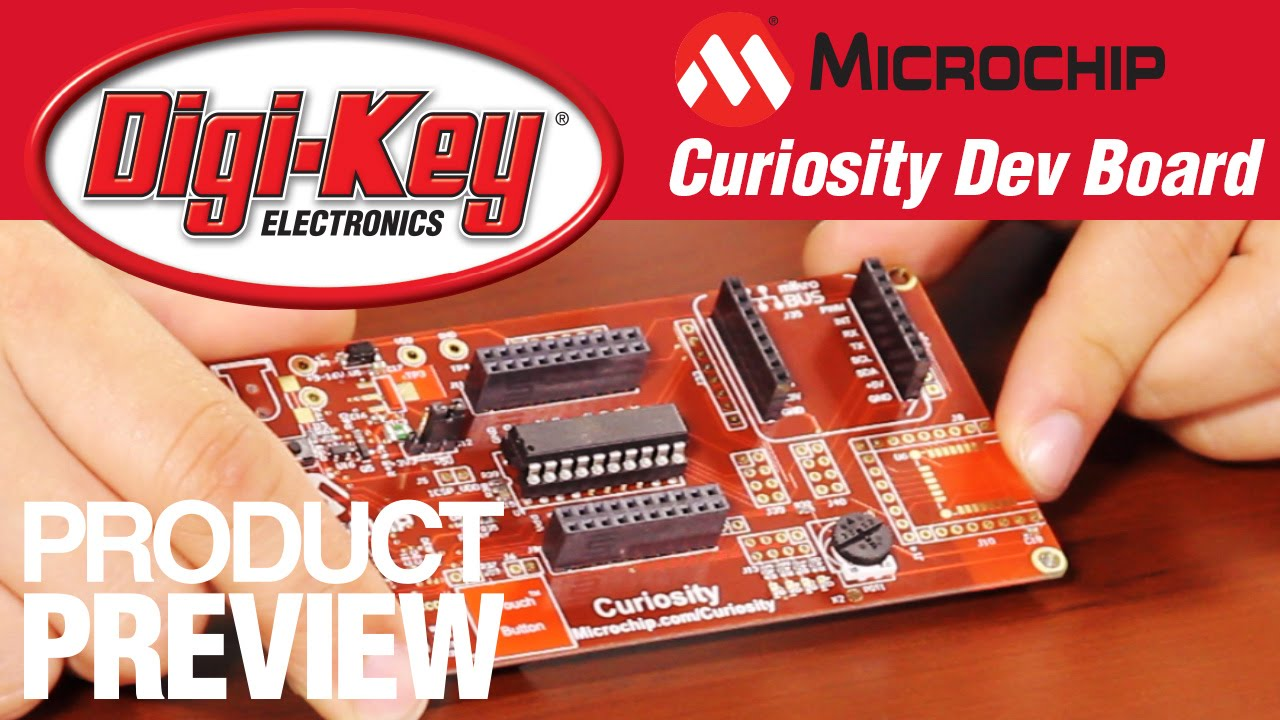 Microchips Curiosity Development Board Another Geek Moment Electrical Schematic Digikey Product Preview