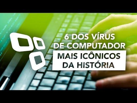 6 dos vírus de computador mais icônicos da história - TecMundo