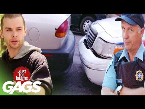 Best of Car Pranks Vol. 5   Just For Laughs Compilation