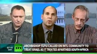 CrossTalk on BDS: Sanctioning Israel (ft. Gilad Atzmon)