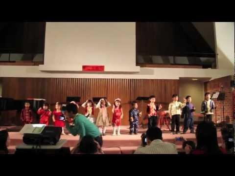 WCC 2013 Chinese New Year Church Kids Choir
