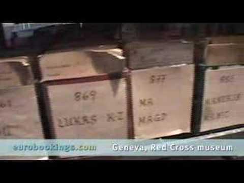 Switzerland Geneva Red Cross Museum Video by Eurobookings