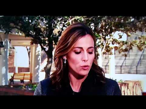 Hallie jackson dripping nose!
