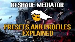 Reshade Tutorial Part 2 - Preset and Profiles Explained