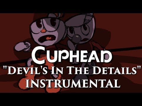 Devil's In The Details INSTRUMENTAL - ORIGINAL CUPHEAD JAZZ SONG by RecD