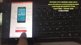bypass google account htc desire 626s 530 626 630 825 a9 m8 m9 htc 10 nexus 9