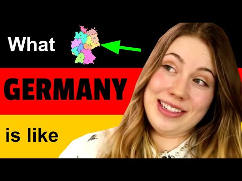 What Germany is actually like  German lifestyle food etc