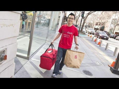 Amerika'da Paket Servisinden Ne Kadar Para Kazanabilirsin? (Pizza Delivery - DOORDASH )