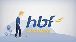 HBF Essentials Insurance