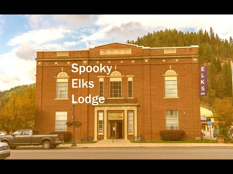 Exploring an old Elks Lodge Building (Wallace, Idaho)