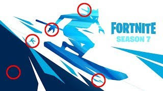 *BIG SECRET FOUND!! * FORTNITE SEASON 7 TEASER 2 SECRETS!!