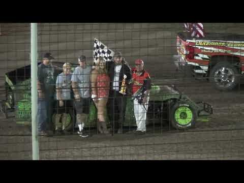 Lakeside Speedway Pure Stocks Grand Nationals 4 Cylinders E Mods Mains