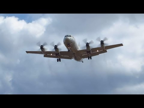 German Navy P-3C Orion ready for upgrades