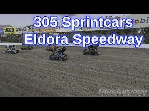 305 Sprintcars Eldora Speedway