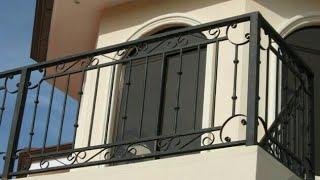 Latest balcony railing designs for modern homes