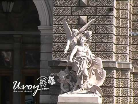 Odessa Opera House - Ukraine Travel Video