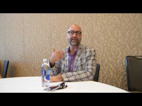 SDCC 2016  VAN HELSING Q&A with Simon Barry