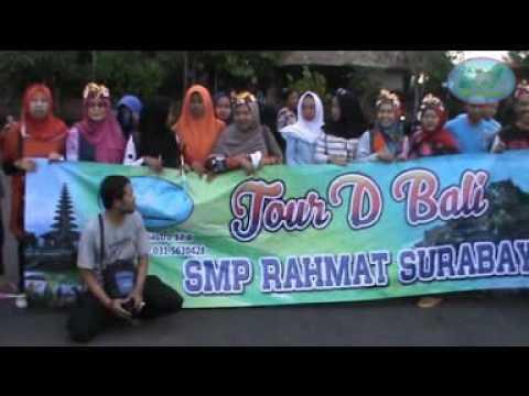 TOUR DEBALI 2017 SMP RAHMAT SURABAYA