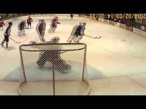 February 3rd, 2014 - Pick-up Hockey - Denis Savard