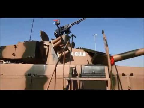 Pakistan Army latest tank Al khalid tank 2017