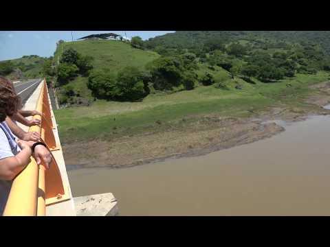 Rio Lempa El Salvador 4k Longitudinal del Norte