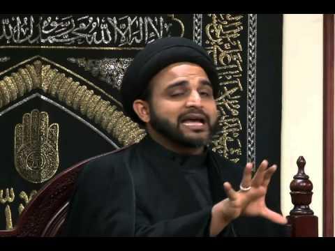 H.I. Rizwan Rizvi 10th Majlis   Muharram 1436   November 3rd 2014